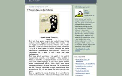 IL BLOG DELL'ALLIGATORE: Gran bel disco dei pugliesi Sossio Banda