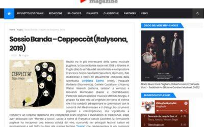 BLOGFOOLK: Un ritratto in musica dell'uomo contemporaneo